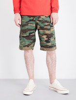 Tommy Jeans 90s camouflage-print cotton cargo shorts