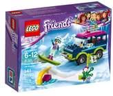 Lego Infant Girl's Friends Snow Resort Off-Roader - 41321