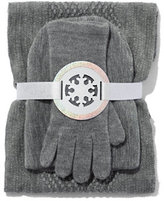 New York & Co. 3-Piece Scarf, Hat & Gloves Set