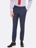 Oxford Marlowe Wool Suit Trousers
