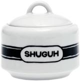 Brooklynese Shuguh Ceramic Sugar Bowl