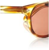 Oliver Peoples Golden Tortoise Tokyo Sunglasses