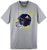 adidas Boys' Climalite Helmet Charged Graphic Tee - Sizes S-XL