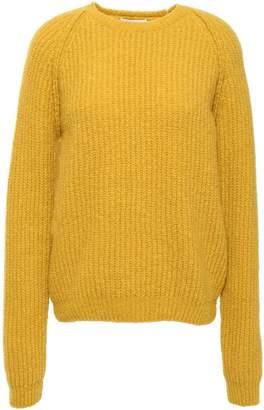 Masscob Ribbed Wool-blend Sweater