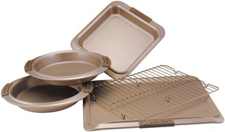 Anolon Advanced Bronze 5-pc. Nonstick Bakeware Set
