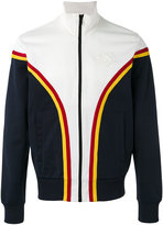 Just Cavalli colour block jacket - men - Cotton/Polyester - M
