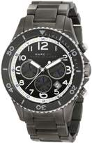 Marc by Marc Jacobs Women's Mbm5025 Rock Gunmetal Watch