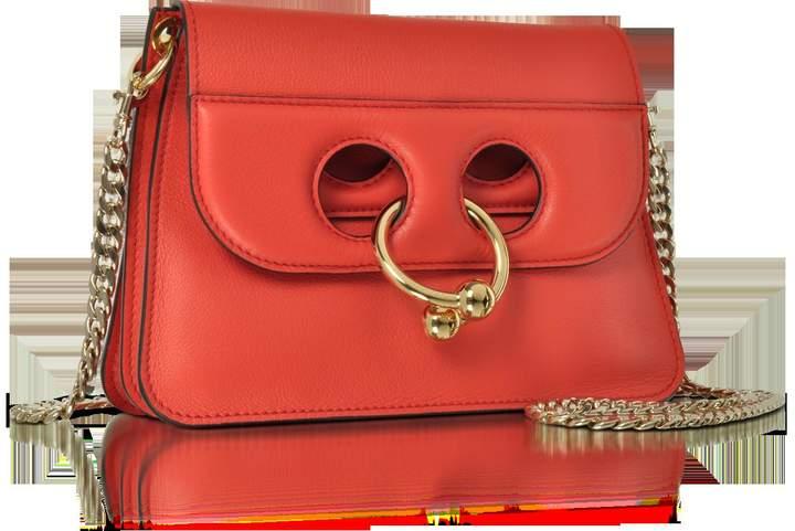J.W.Anderson Scarlet Red Mini Pierce Bag
