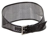 Fendi Perforated Waist Belt