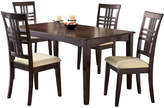 JCPenney Hillsdale House Tiburon 5-pc. Dining Table Set
