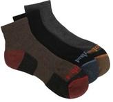 Timberland 4 Pack Men's Cotton Crew Socks
