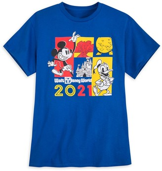 Disney Mickey Mouse and Donald Duck T-Shirt for Adults Walt World 2021