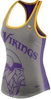 Nike Women's Minnesota Vikings Touchdown Tank