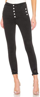 J Brand X REVOLVE Natasha Sky High Crop Skinny. - size 23 (also