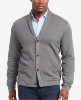 Polo Ralph Lauren Men's Big & Tall Jacquard Fleece Shawl Cardigan