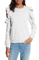 Rebecca Minkoff Women's Gracie Cold Shoulder Sweatshirt