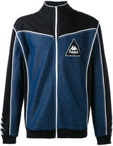 Kappa panel zipped jacket