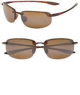 Maui Jim Men's 'Ho'Okipa - Polarizedplus2' Reader Sunglasses - Black / Grey