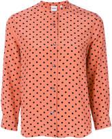 Aspesi polka dot blouse