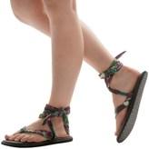 Sanuk Yoga Slinged Up Prints Sandals (For Women)