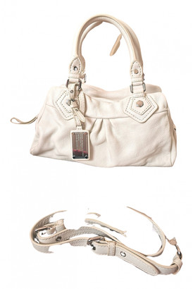 Marc by Marc Jacobs Classic Q White Leather Handbags