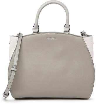 Fiorelli Demi Two-Tone Satchel Bag