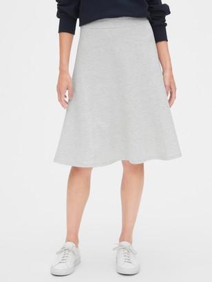 Gap A-Line Skirt in Ponte