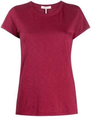 Rag & Bone round neck cotton T-shirt