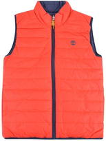 Timberland Junior Boys Reversible Gilet