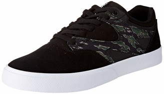 DC Kalis Vulc SE - Leather Shoes for Men - Leather Shoes - Men Black Camo