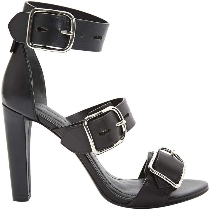 Alexander Wang Leather sandal