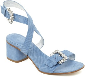 Emanuela Caruso Handmade Buckle Sandals