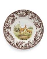 Spode Woodland Deer Dinner Plates, Set of 4