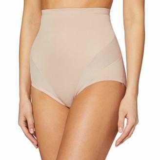 Naomi & Nicole Women's Culotte Gainante Taille Haute Nude-Cooling Waist Shapewear XXX-Large