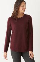 J. Jill Lightweight Merino Sweater