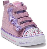 Shuffle Lite Quilted Beauties Sneaker (Toddler)