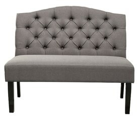 Darby Home Co Darley Button Tufted Back Upholstered Bench Darby Home Co