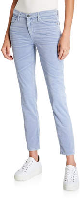 AG Jeans Prima Mid-Rise Cigarette Ankle Jeans