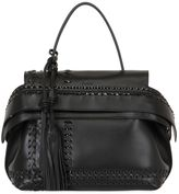 Tod's Wave Leather Top Handle Bag For Lvr