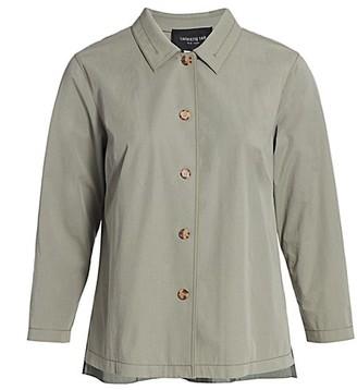 Lafayette 148 New York, Plus Size Kinley Moss Jacket