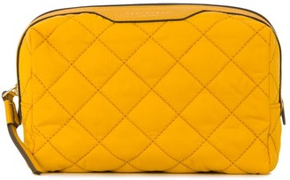 Tory Burch Perry quilted cosmetics bag