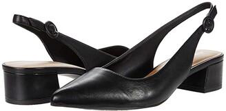 Aerosoles Grand Central (Black Leather) Women's Shoes