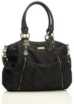 Storksak Infant 'Olivia' Nylon Diaper Bag - Black
