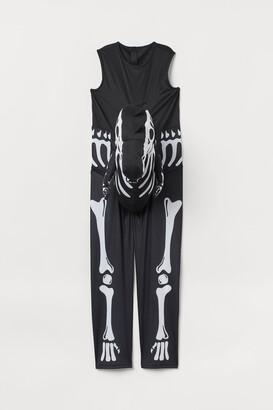 H&M Dinosaur Costume - Black