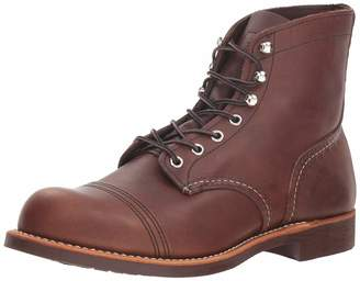 "Red Wing Shoes Iron Ranger 6"" Boot"