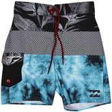 Billabong Tots Boys Tribong X Havannah 13 Boardshort Blue