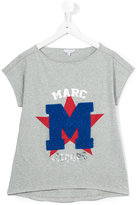 Little Marc Jacobs logo T-shirt - kids - Cotton/Modal - 14 yrs