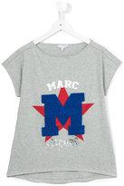 Little Marc Jacobs logo T-shirt - kids - Cotton/Modal - 14 yrs