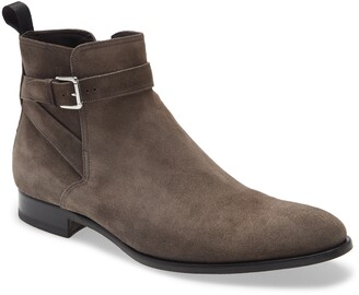 To Boot Clarence Buckle Strap Boot