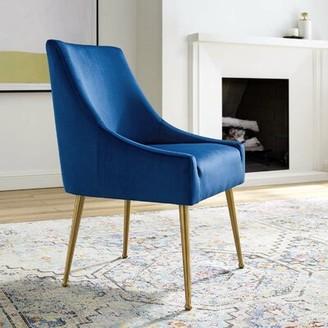 Mercer41 Vella Upholstered Dining Chair Mercer41